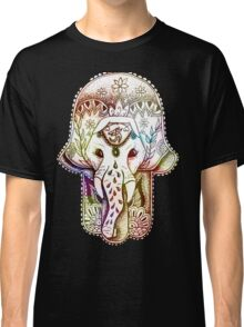 Hamsa Khamsa- Elephant Color Classic T-Shirt
