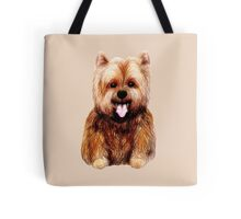 Stop, Yorkie Time Tote Bag