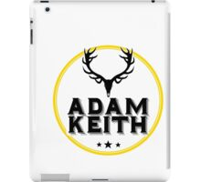 Keith & Co. iPad Case/Skin