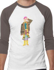 Tonks Men's Baseball ¾ T-Shirt