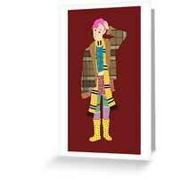Tonks Greeting Card