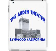 Arden Theater iPad Case/Skin