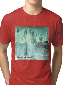 boards of canada music has the right to children Tri-blend T-Shirt