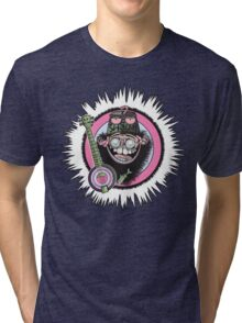 Cracktastic Zack Tri-blend T-Shirt