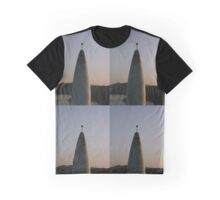 Beacon Sunset Graphic T-Shirt