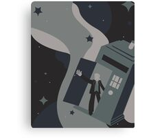 Doctor Doctor Canvas Print