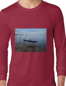 Boat on Stilts Long Sleeve T-Shirt