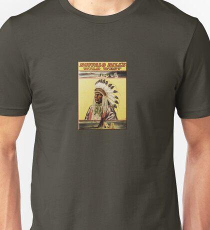 Buffalo Bill's Wild West Show Unisex T-Shirt