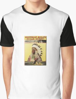 Buffalo Bill's Wild West Show Graphic T-Shirt