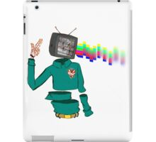 We Don't Believe Our Hands are Guns iPad Case/Skin