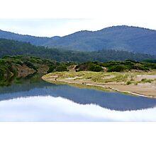 SCENES & SCENERY ~ GREEN ~ Mirror by tasmanianartist Photographic Print