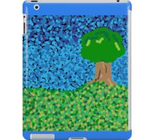 Dot Tree iPad Case/Skin