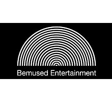 Bemused Entertainment Photographic Print