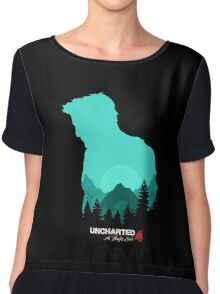 Uncharted 4: A Thief's End Chiffon Top