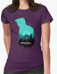 Uncharted 4: A Thief's End Womens Fitted T-Shirt