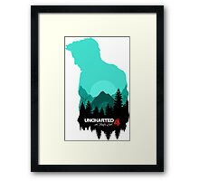Uncharted 4: A Thief's End Framed Print