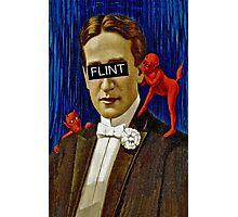 Tempted Flint Photographic Print