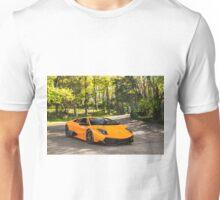 Lamborghini Murcielago LP670-4 SV Unisex T-Shirt
