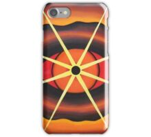 EYE OF THE WIZARD iPhone Case/Skin