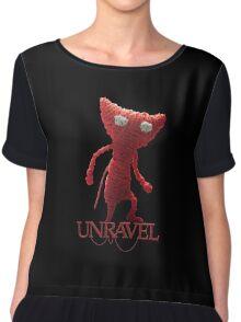 Unravel Chiffon Top