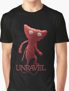 Unravel Graphic T-Shirt