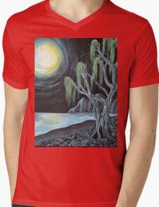 "ArtistryOfTCW's ""Corky's Heaven"" Mens V-Neck T-Shirt"