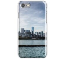 Chicago Skyline - View from Lake Michigan iPhone Case/Skin
