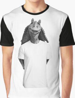 Jar Jar Graphic T-Shirt