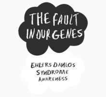 The Fault In Our Genes, Ehlers Danlos Syndrome Awareness Kids Tee