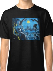 BEAUTY AND THE BIGFOOT Classic T-Shirt