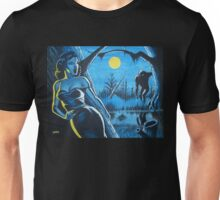 BEAUTY AND THE BIGFOOT Unisex T-Shirt
