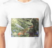 """Again, the kingdom from heaven is like a large net thrown into the sea that gathered all kinds of fish... Unisex T-Shirt"