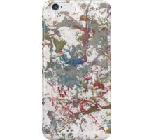 DISCO ABSTRACTION 1(C2016) iPhone Case/Skin