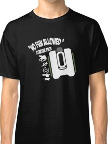 Bastion No Fun Allowed Classic T-Shirt