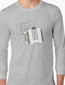 Bastion No Fun Allowed Long Sleeve T-Shirt