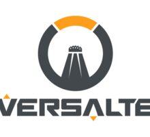 """""""Over Salted"""" Overwatch Parody  Sticker"""