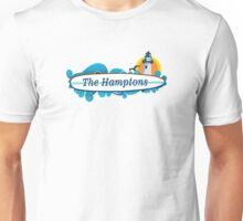 The Hamptons - Long Island. Unisex T-Shirt