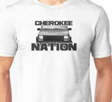 Jeep Cherokee Nation Unisex T-Shirt