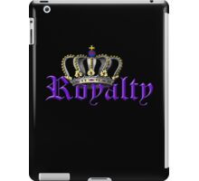 Royalty - Special-Tee (King or Queen) iPad Case/Skin