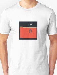 Amnesiac Pixel Art Unisex T-Shirt