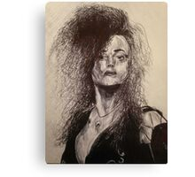 Bellatrix Canvas Print