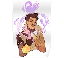 Dorian Greatly Approves Poster