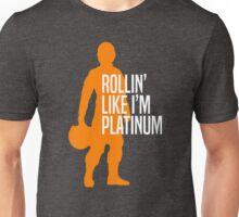 Luke Skywalker - Rollin' Like I'm Platinum Unisex T-Shirt