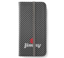 Suzuki Jimny Carbon Fibre iPhone Wallet/Case/Skin