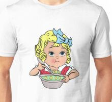 Cry Baby Alphabet Soup Unisex T-Shirt