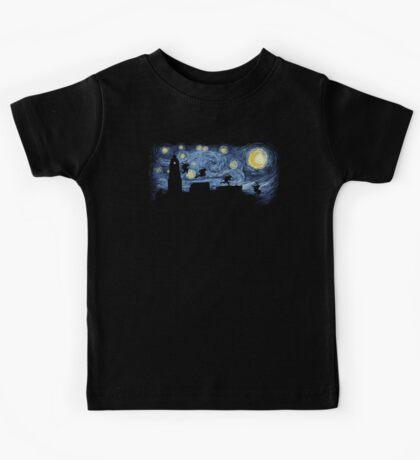 Starry Fight Kids Tee