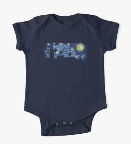 Starry Fight One Piece - Short Sleeve