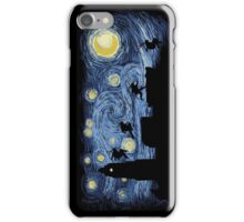 Starry Fight iPhone Case/Skin