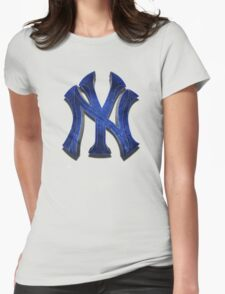 New York Yankees MOS Womens Fitted T-Shirt