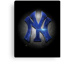 New York Yankees MOS Canvas Print